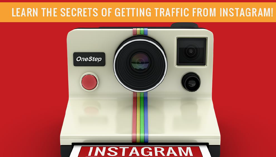 Secrets of Getting Traffic From Instagram