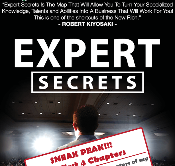 Russell Brunson – Expert Secrets Book – part 1