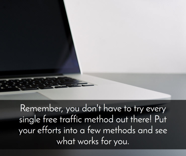 How to Get Traffic to Your Blog Using Giveaways