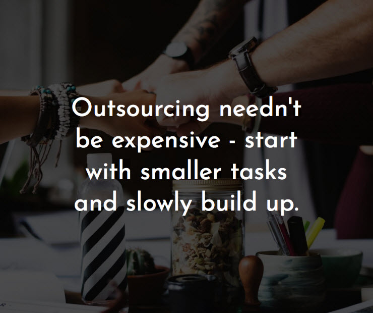 6 Tips for Outsourcing on a Budget