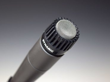 The ATR2100 mic is both affordable and able to record high quality audio