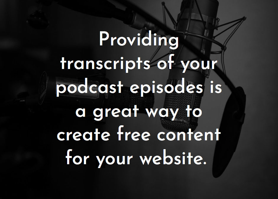 5 Benefits of Podcasting vs. Blogging