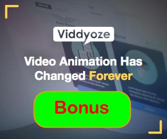 viddyoze bonus banner